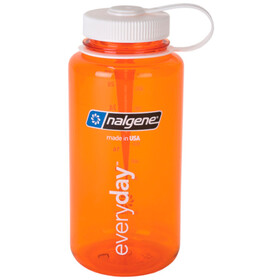 Nalgene Everyday Wide Neck Drinking Bottle 1000ml orange